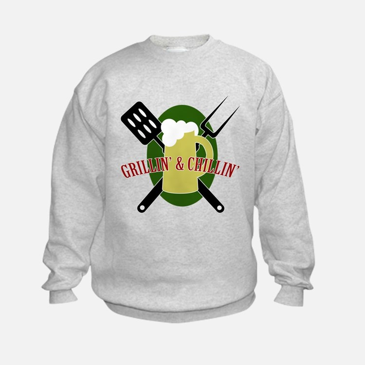 Chillin' & Grillin' Sweatshirt