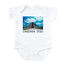 Chichen Itza Infant Bodysuit