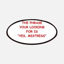 mistress Patches