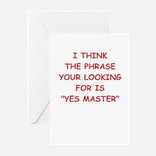 master Greeting Cards