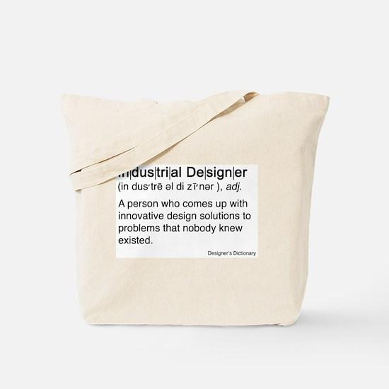 Industrial Designer Tote Bag