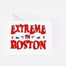 Extreme Boston Greeting Cards (Pk of 10)