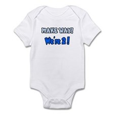 MakewayWERETWOBLUE Body Suit