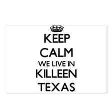 Keep calm we live in Kill Postcards (Package of 8)