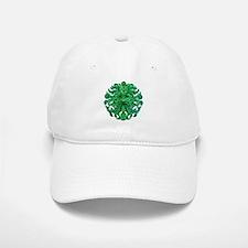 Green Man Gaze Baseball Baseball Cap