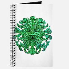 Green Man Gaze Journal