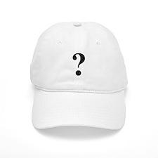 Question Mark Baseball Cap