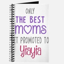 Best Moms to Yiayia Journal