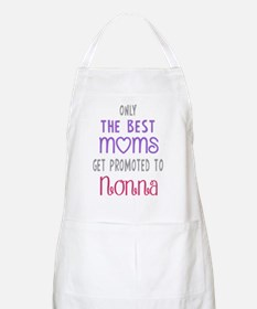 Best Moms to Nonna Apron