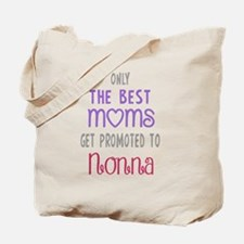 Best Moms to Nonna Tote Bag