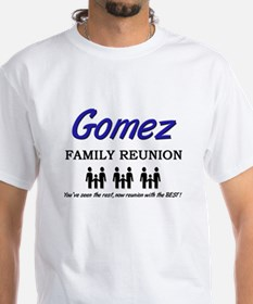 Gomez Family Reunion Shirt