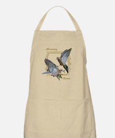 Mourning Doves BBQ Apron