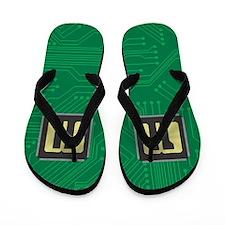 CIRCUIT BOARD M Flip Flops