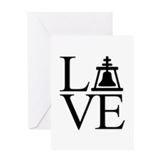 Love Riverside Greeting Cards