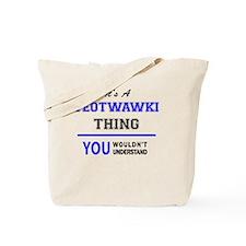 Cute Teotwawki Tote Bag