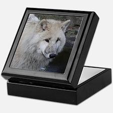Wolf 0215 Keepsake Box