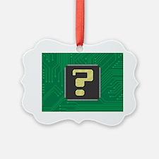 CIRCUIT BOARD ? Ornament