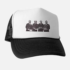 Cute Moustache Trucker Hat