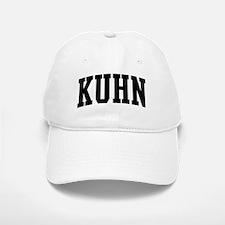 KUHN (curve-black) Baseball Baseball Cap