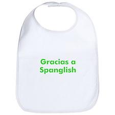 Gracias a Spanglish Bib