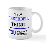 Tinkerbell Small Mugs (11 oz)