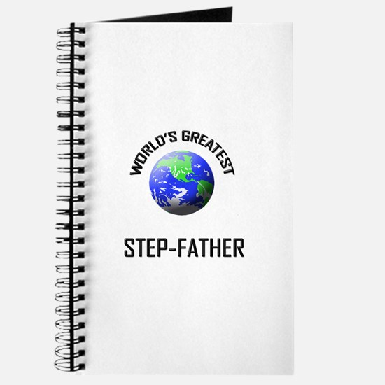 World's Greatest STEP-FATHER Journal
