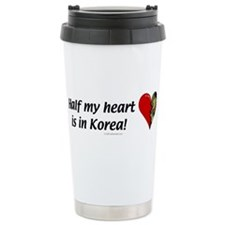 Unique Iraq Travel Mug