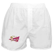 Beach Babe Boxer Shorts