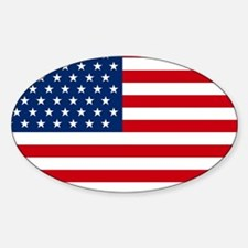 Stars and Stripes USA Decal