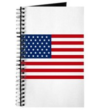Stars and Stripes USA Journal