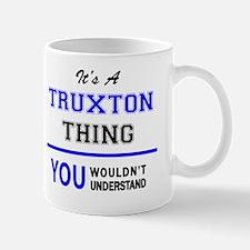 Cute Truxton Mug