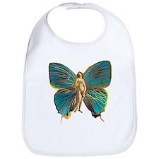 Venus Butterfly Bib