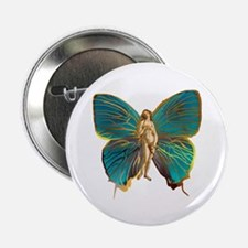 "Venus Butterfly 2.25"" Button (10 pack)"