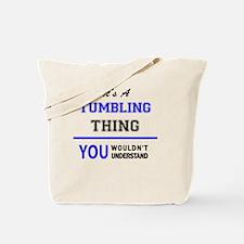 Unique Tumbling Tote Bag