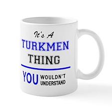 Unique Turkmen Mug