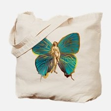 Venus Butterfly Tote Bag