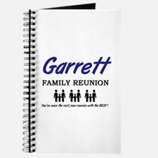 Garrett Family Reunion Journal