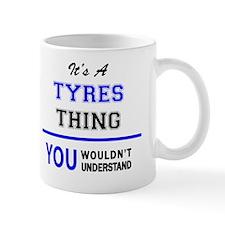 Unique Tyree Mug