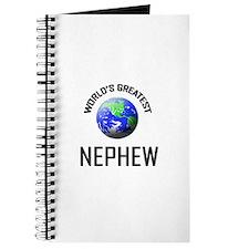 World's Greatest NEPHEW Journal