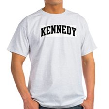 KENNEDY (curve-black) T-Shirt