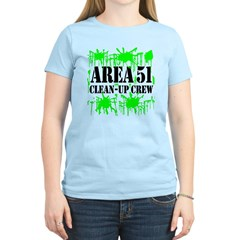 Area 51 Clean-Up Crew T-Shirt