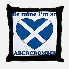 Abercrombie, Valentine's Day  Throw Pillow