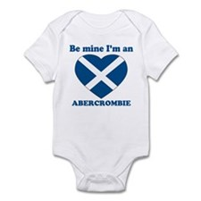 Abercrombie, Valentine's Day  Infant Bodysuit