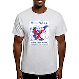 Millwall Mens Light T-shirts