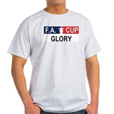 F.A. Cup Glory Millwall Ash Grey T-Shirt