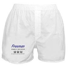 Freeman Family Reunion Boxer Shorts