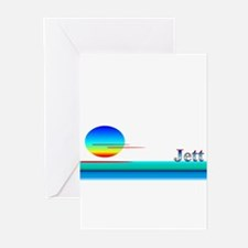 Jett Greeting Cards (Pk of 10)