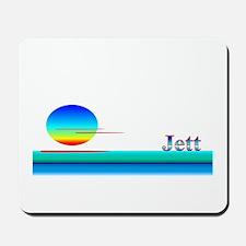 Jett Mousepad