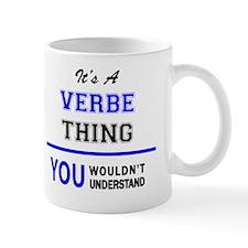 Funny Verb Mug