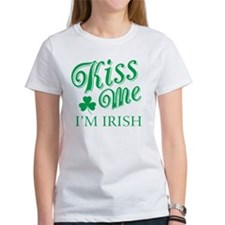 Kiss Me I'm Irish Tee
